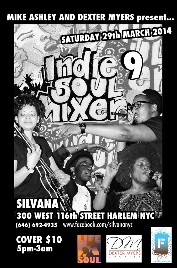 INDIE SOUL MIXER WEEKEND 28 – 31 MARCH 2013